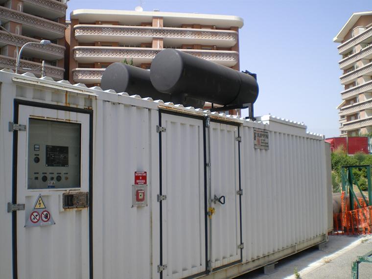 Prevenzione incendi in ambito industriale - La SIA srl