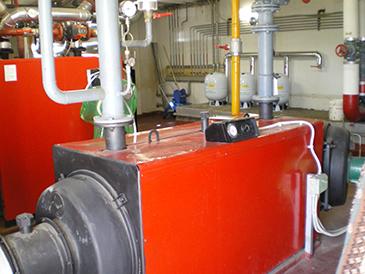 Prevenzione incendi in ambito industriale - La SIA spa