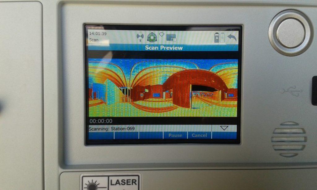 laser scanner - La SIA srl