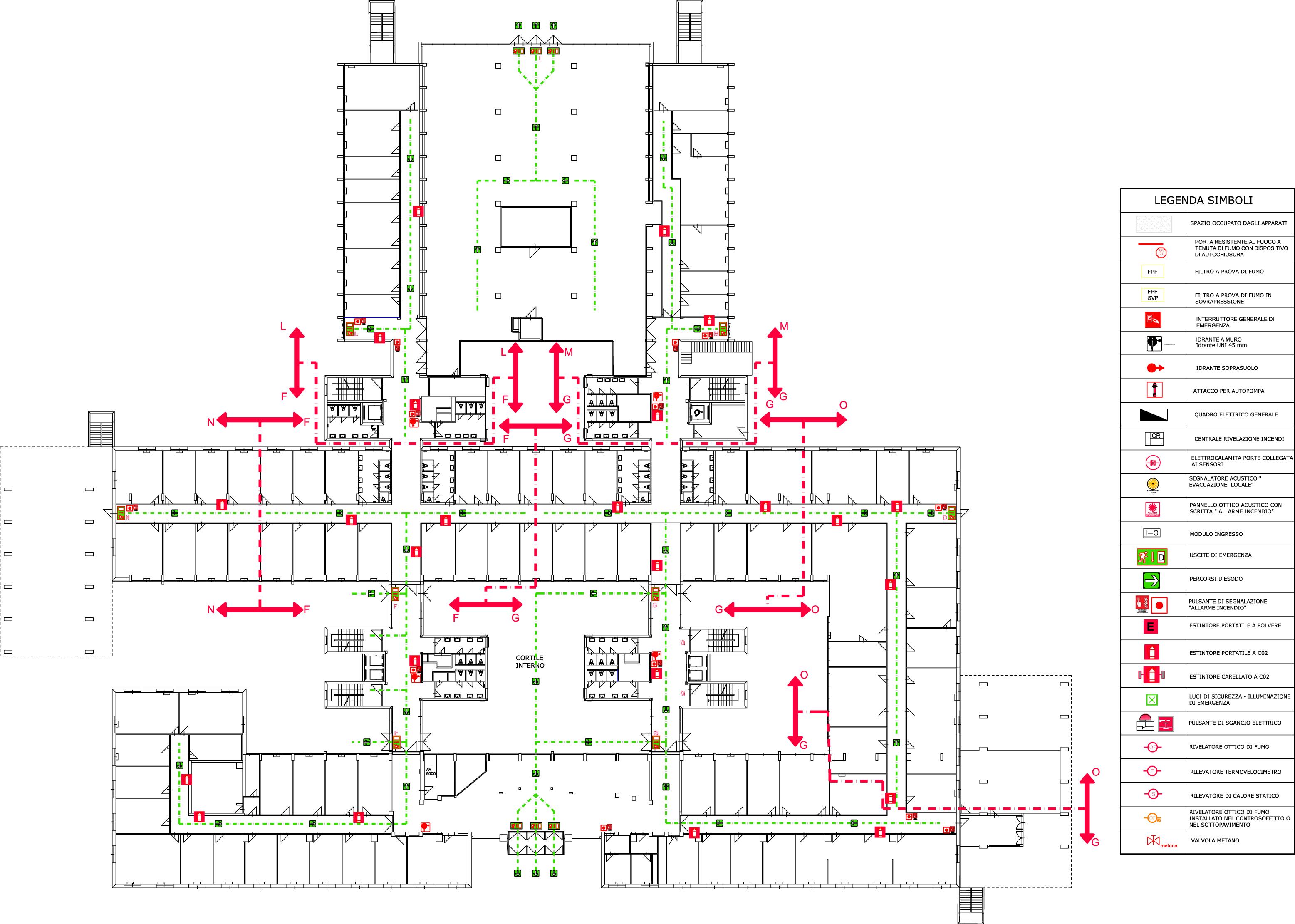 CPI complesso Telecom - La SIA ingegneria