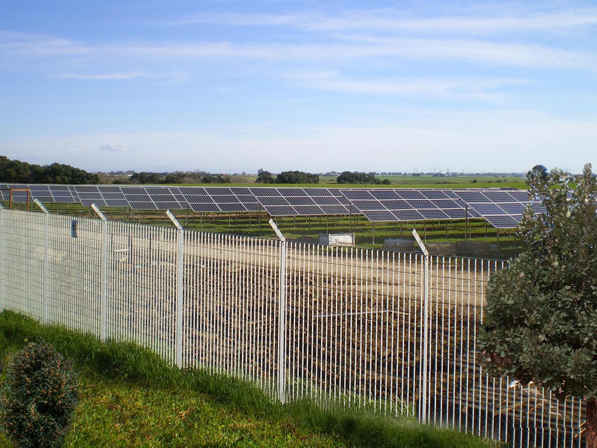 Impianto fotovoltaico, La SIA ingegneria