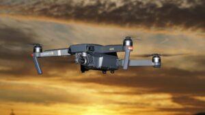 Rilievi con drone La SIA ingegneria