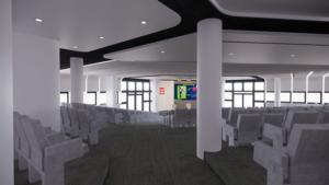 Ristrutturazione Auditorium TIM