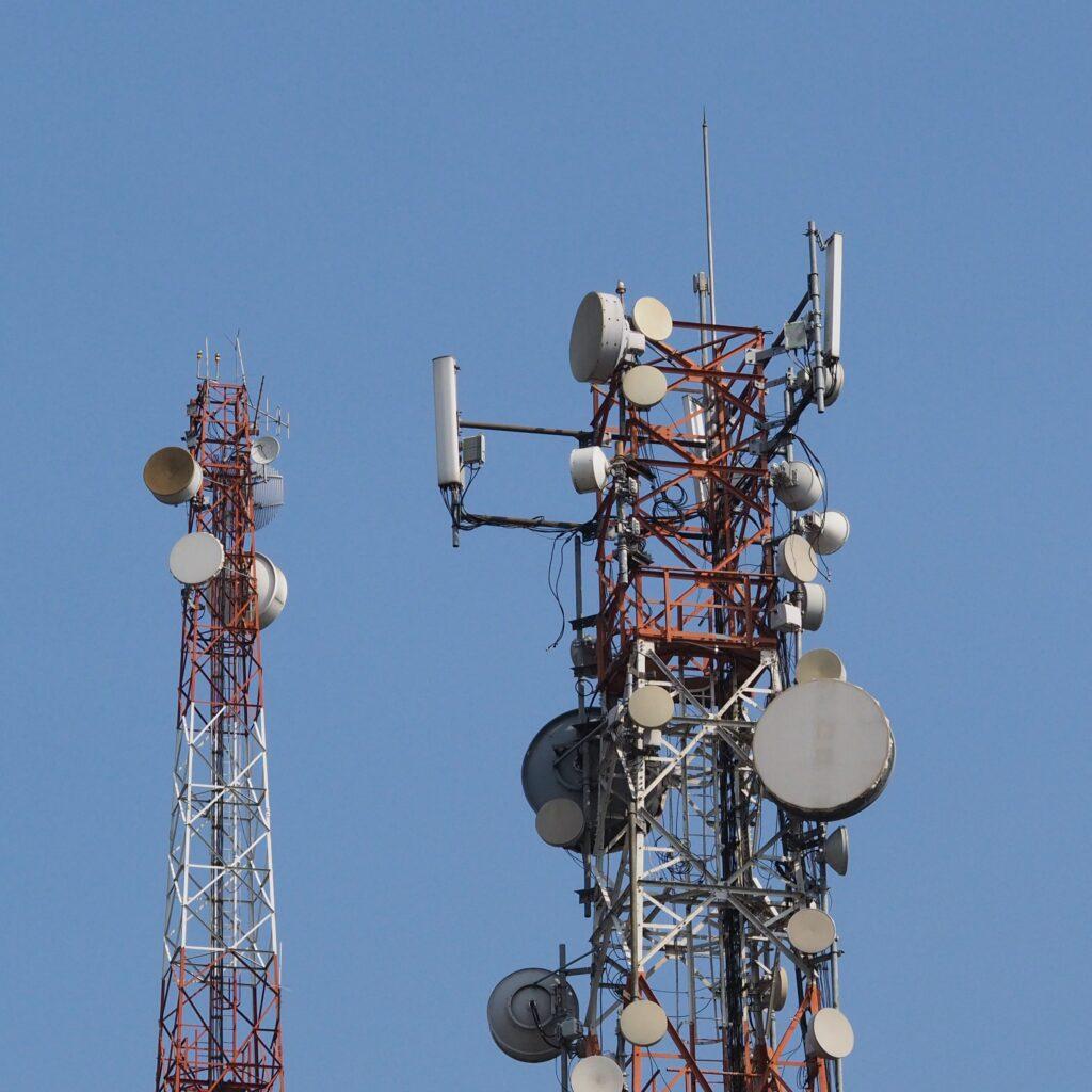 infrastrutture per telecomunicazioni
